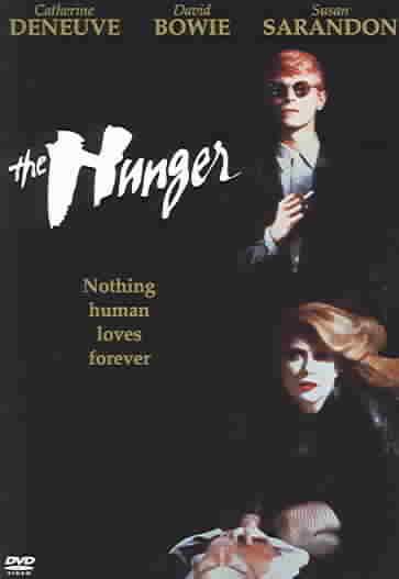 HUNGER BY DENEUVE,CATHERINE (DVD)